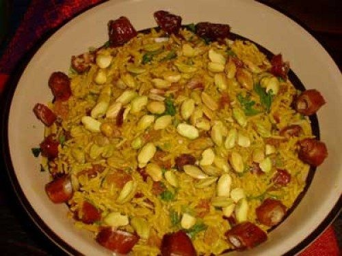 persian rice | FOOD.... all Vegetable dishes | Pinterest