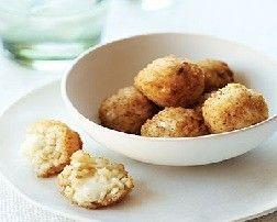 Stuffed Rice Balls. One of my Favorites!