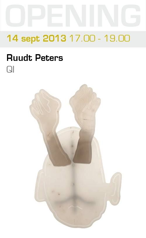 OPENING: RUUDT PETERS 'QI' EXHIBITION