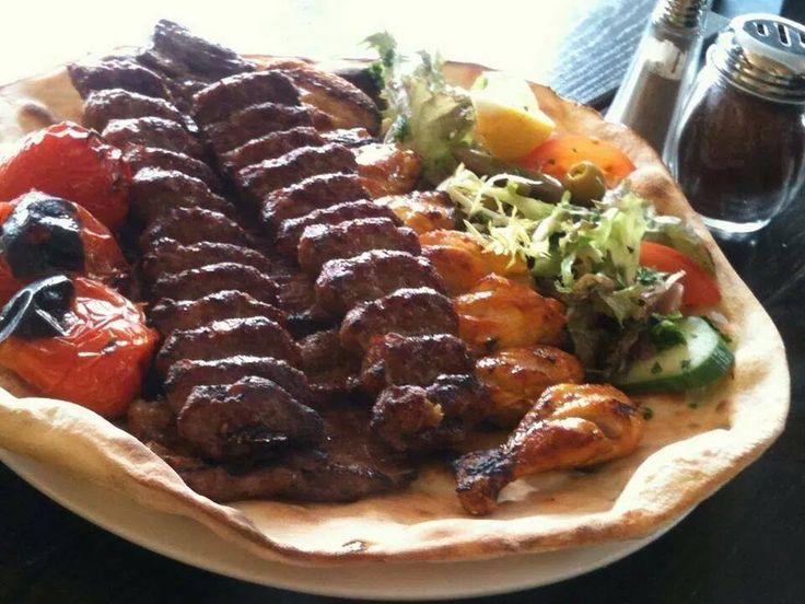 Persian chicken kebab