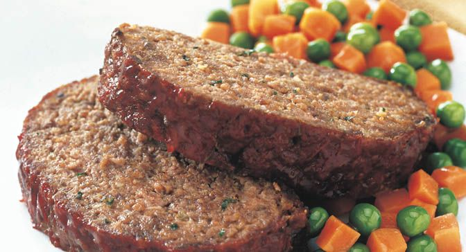 Under $1.00 per serving. This is the meat loaf you remember your mom ...
