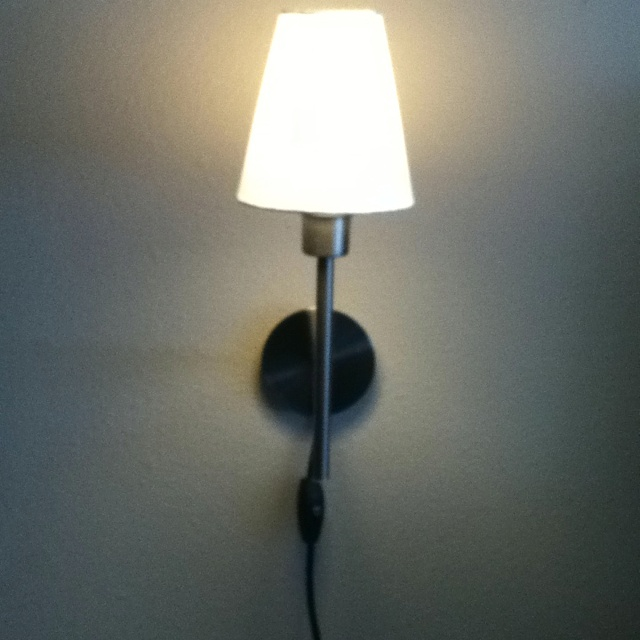 Wall Sconces Next To Bed : Pin by Jen Phillips on cool stuff Pinterest