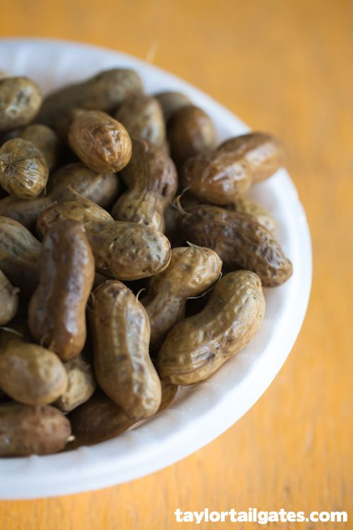 boiled peanuts- sounds icky but they are really good..especially when ...