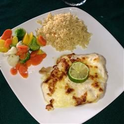 Broiled Grouper Parmesan | Seafood | Pinterest