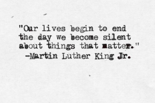 """In honor of the 50th anniversary of Martin Luther King Jr.'s """"I ..."""