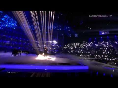 eurovision 2014 norway place
