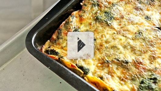 Mexican-Style Lasagna (Everyday Food) | Food | Pinterest