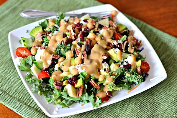 Pin by Sara Cantillo on {salads} | Pinterest