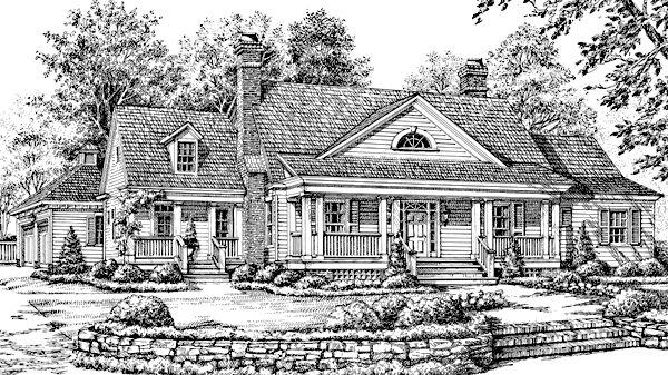 Sand Mountain House Plan