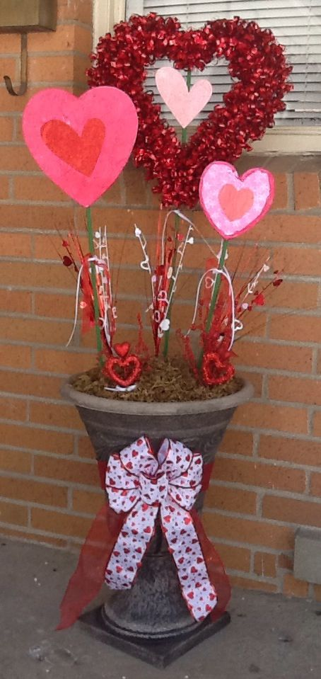 valentine at home ideas