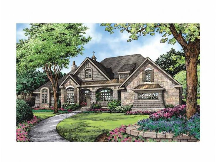 Eplans French Country House Plan When We Build A House