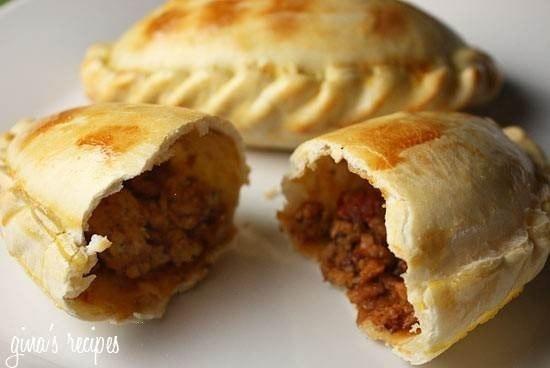 Skinny baked empanadas   Healthy Living   Pinterest