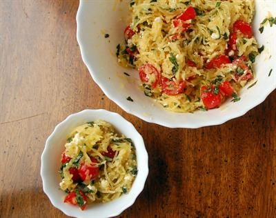 ... goat cheese stuffed squash squash bacon and goat cheese pasta with