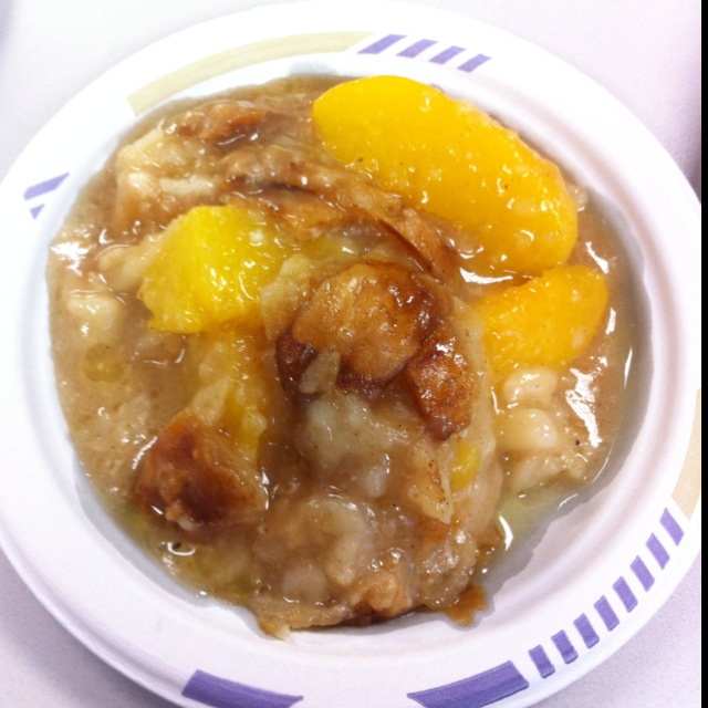 Peach Cobbler from Sweetie Pies (STL) | Sweetie Pies St. Louis MO | P ...