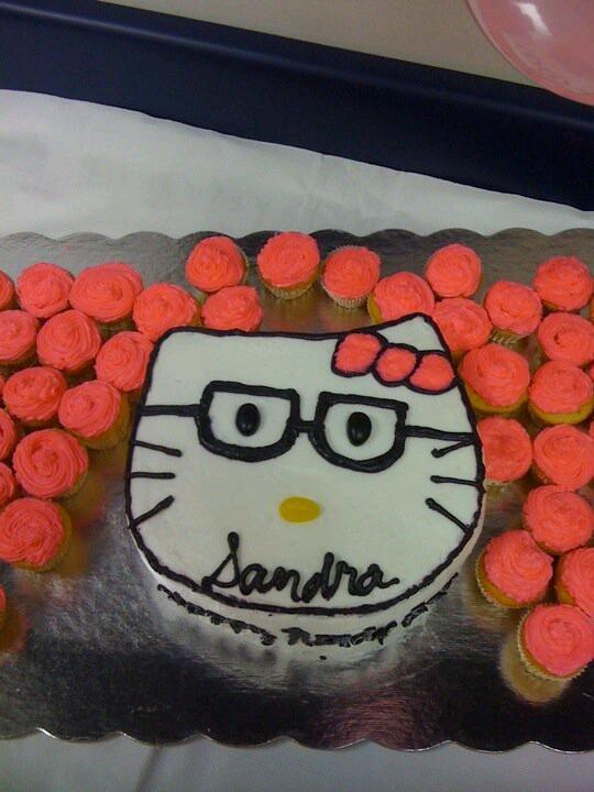 Hello Kitty Cake | My Hello Kitty Collection | Pinterest