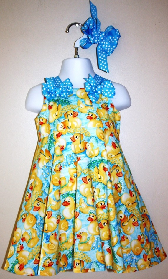 Rubber Ducky Dresses 43