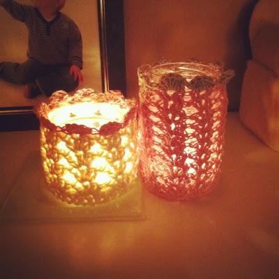 Crochet Jars on Pinterest   102 Pins