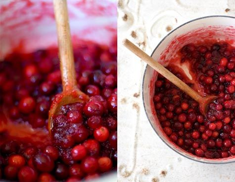 "Cranberry Jam from ""Falling Cloudberries"" by Tessa Kiros, posted by..."