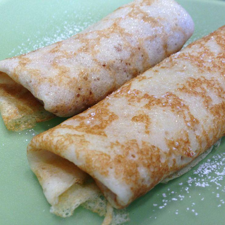 Gluten Free Crepes | Breakfast Fare | Pinterest