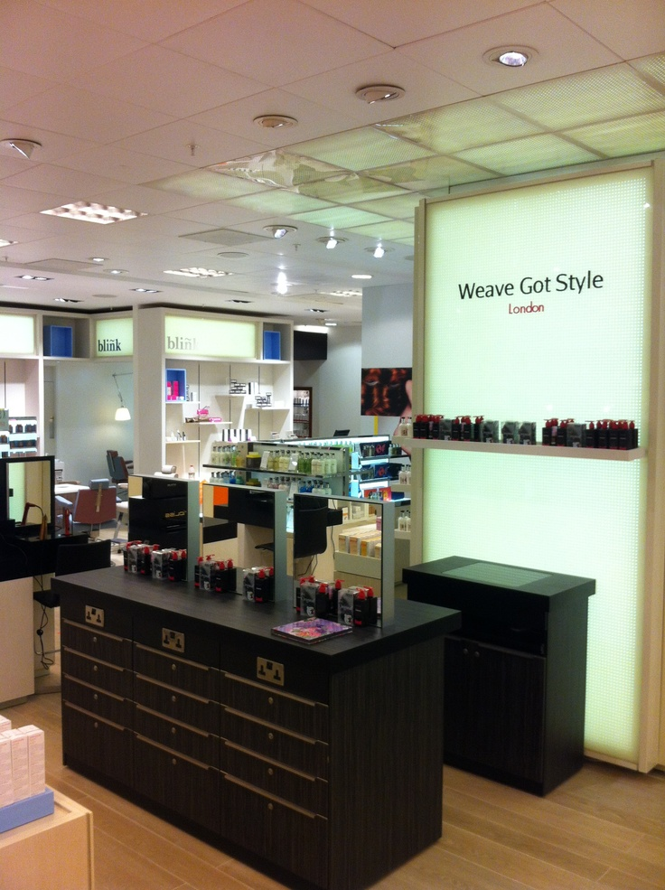 Hair Extensions Selfridges 108