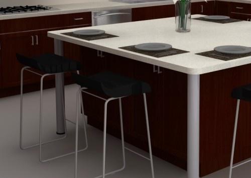 ikea kitchen island overhang. Black Bedroom Furniture Sets. Home Design Ideas