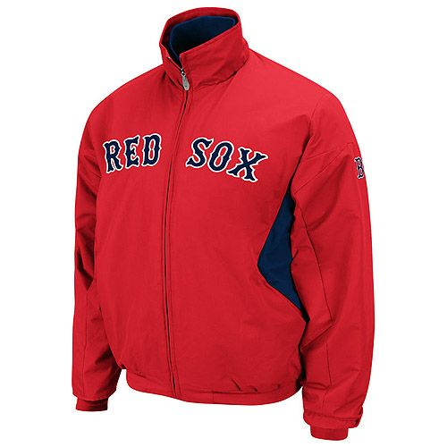 Boston Red Sox Authentic Triple Peak Premier Jacket