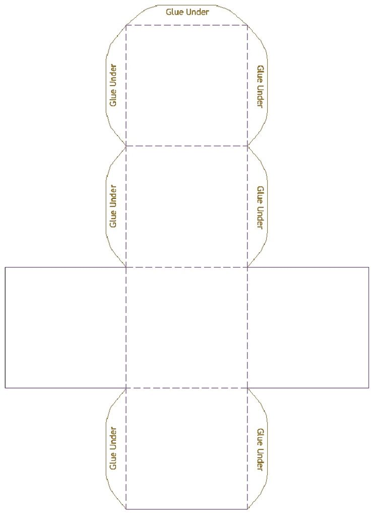 template for op art cube | Art lessons for classroom | Pinterest