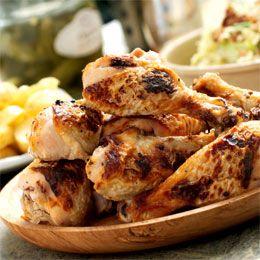 Buttermilk Roast Chicken Recipe | Food | Disney Family.com