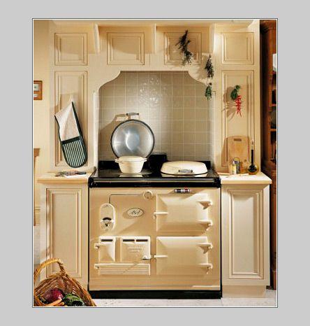 Aga Cooker For the Home Pinterest
