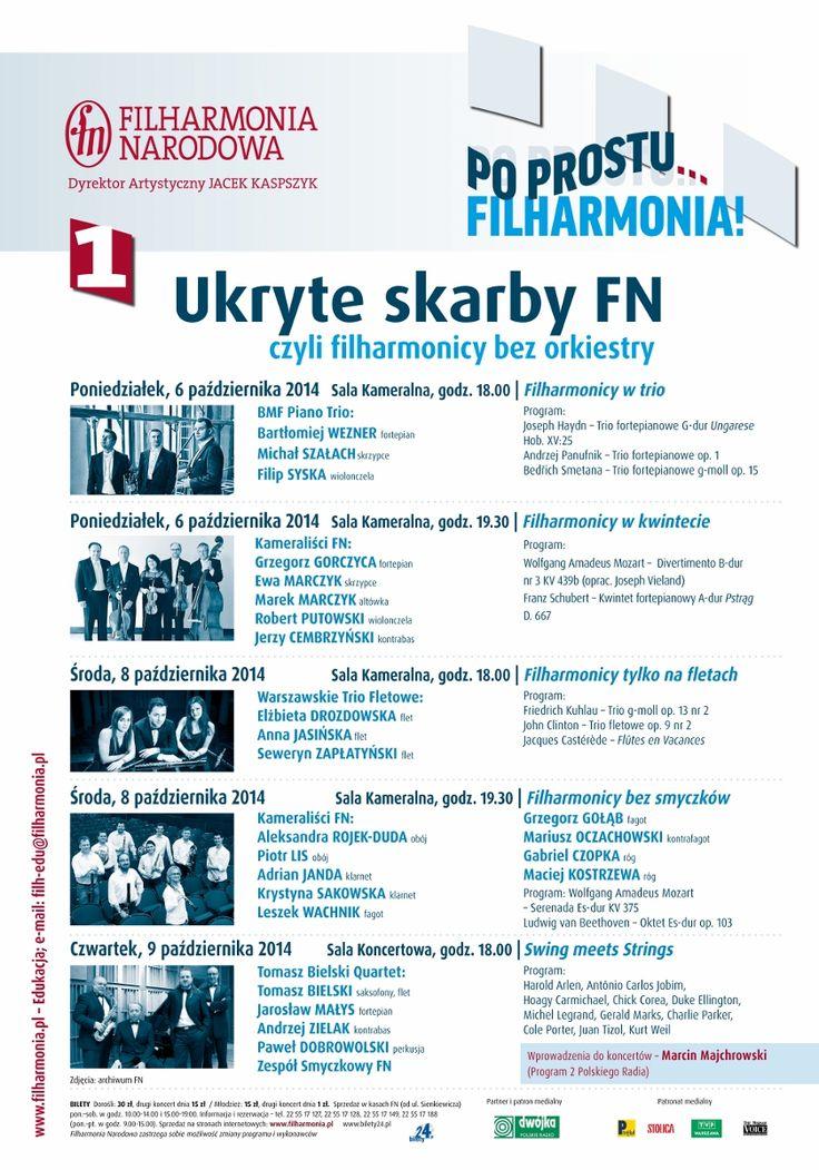 Filharmonia Narodowa - po prostu filharmonia