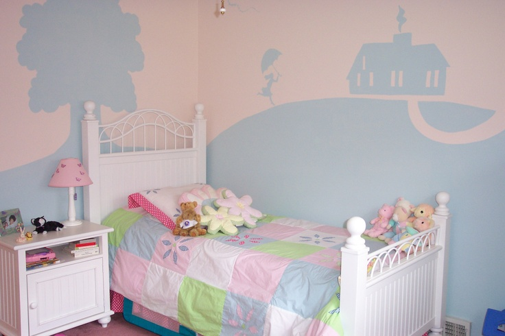 Pin by sarah marie on how to have happy offspring pinterest - Alternatives to painting walls ...
