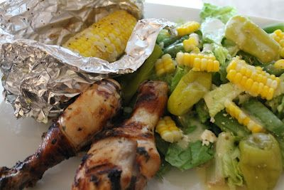 Grilled Meyer Lemon-Oregano Chicken Legs | Eat, Drink and Be Merry ...