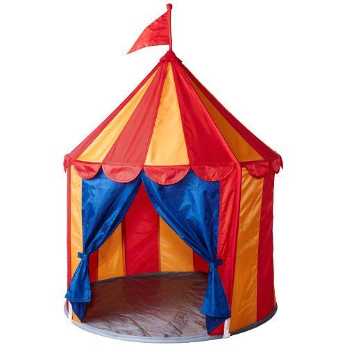 ikea circus play tent for jonah pinterest