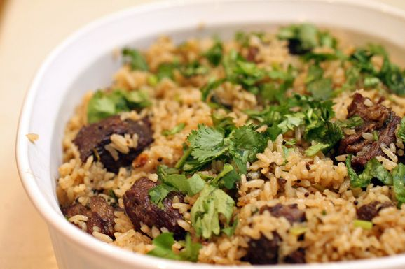 how to cook pilau kenyan style