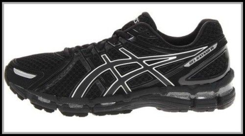 Asics running shoes men Kayano 19 - for comfortable runs in style