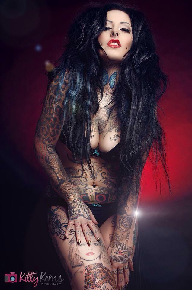 pretty tattoos for girls