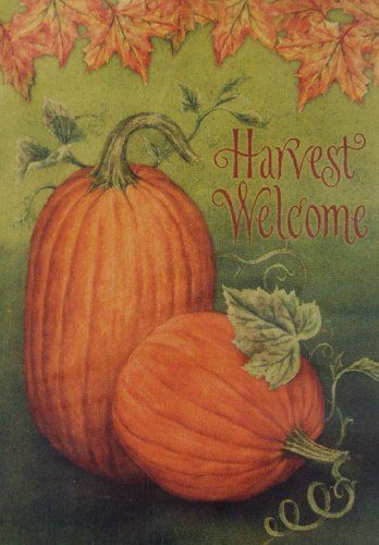 fall harvest welcome - photo #29