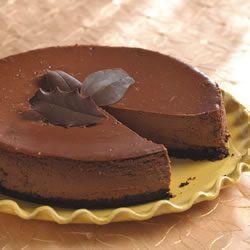 Chocolate Cappuccino Cheesecake Allrecipes.com. Happy Valentine's Day ...