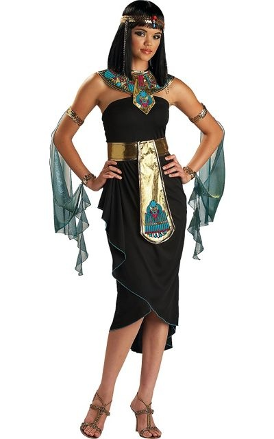 Queen of the nile cleopatra costume