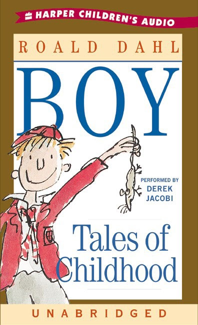 Boy – Tales of Childhood