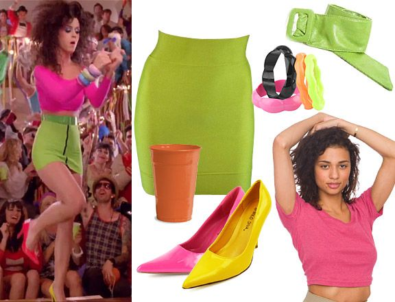 Katy Perry 80s Fashion Halloween Pinterest