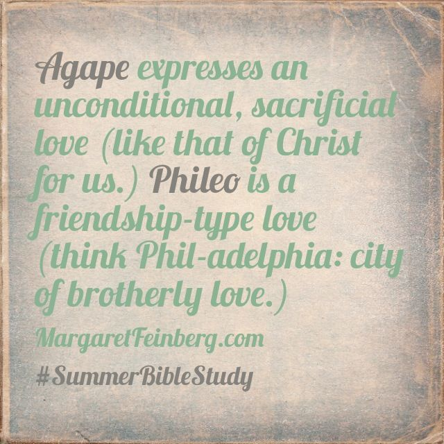 phileo brotherly love bible