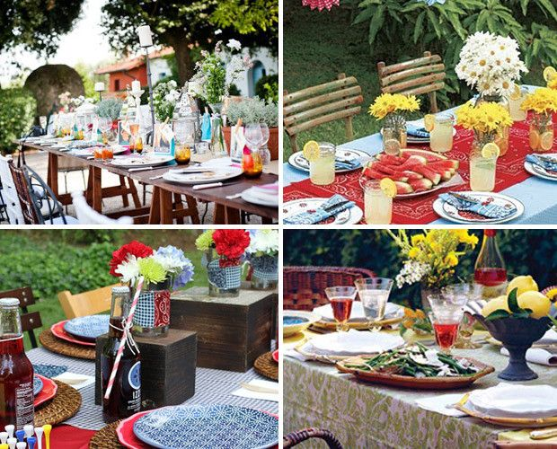 Summer Party Ideas Backyard Bbq Summer Party Ideas