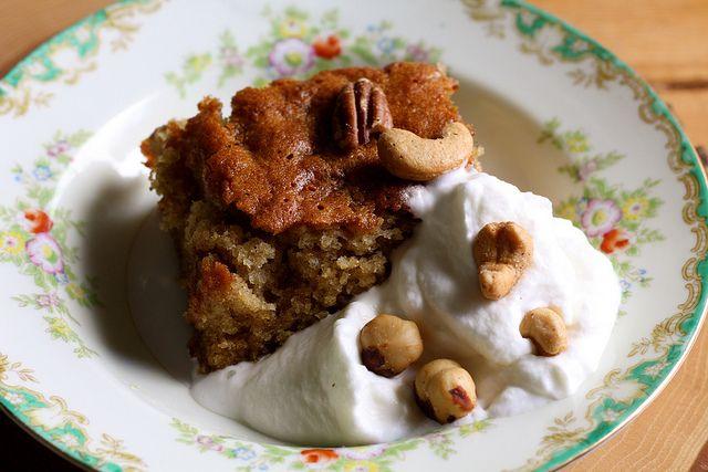 Honey & Beer Spice Cake | Food and Beverage | Pinterest