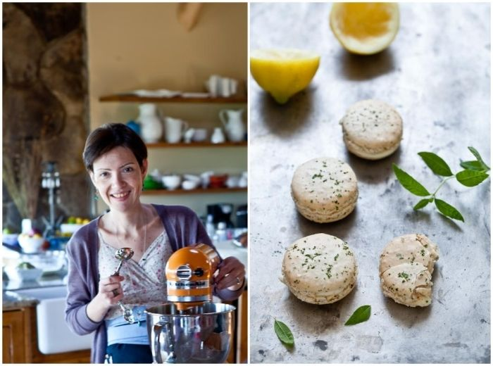 Tartelette: Lemon Verbena Macarons, Sharing Passions & A Giveaway!