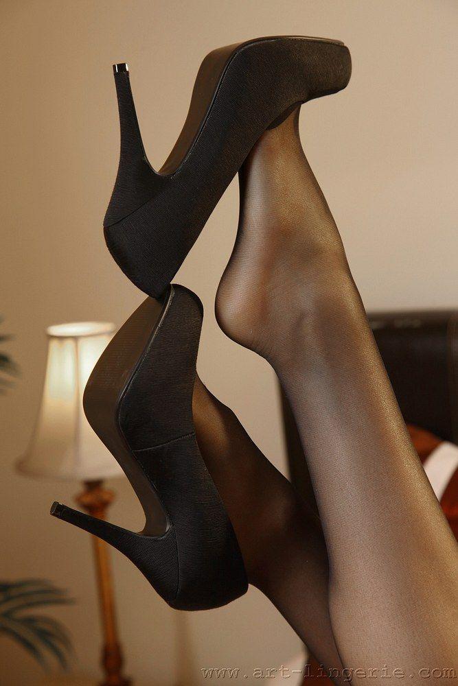 Pantyhose Feet