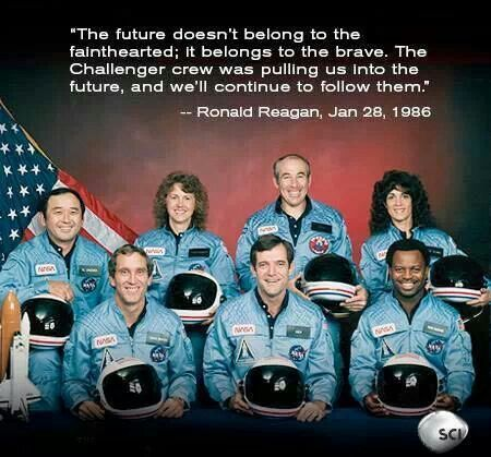 An analysis of the topic of the space shuttle challenger disaster