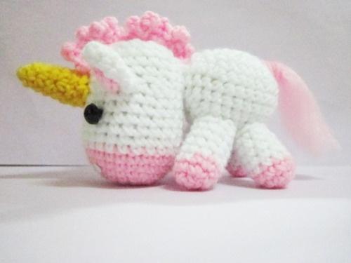 Free Amigurumi Crochet Patterns Unicorn : Pin by Alisha Vanborg on Yarn Pinterest