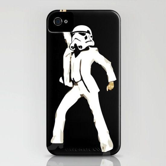 Disco Dancing Stormtrooper case plus 19 others if you visit the post!