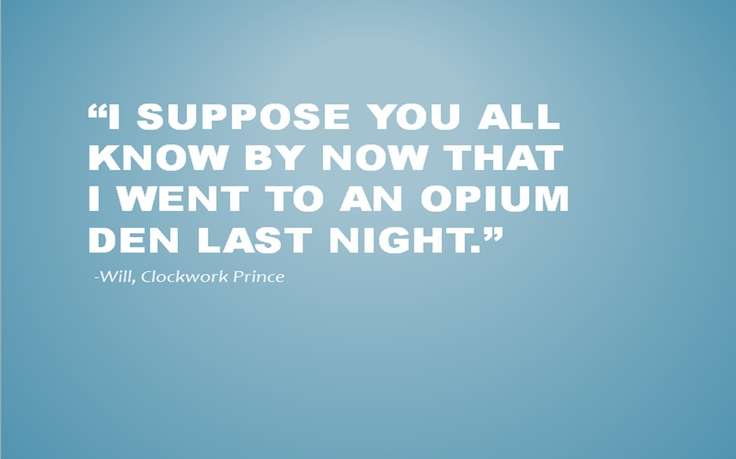 Clockwork prince quotes